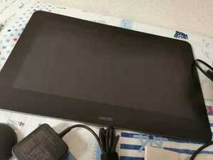 ワコム WACOM DTH-1620/AK0 [Wacom Cintiq (シンティック) Pro 16 15.6型液晶ペンタブレット]バッグはプレゼントで差し上げます