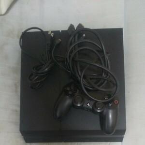 PS4本体 1200 ブラック本体 箱なし