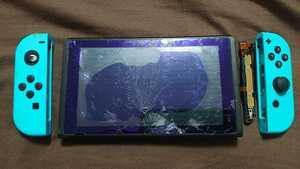 Nintendo Switch本体 ジャンク