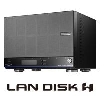 IODATA HDL6-HA12 12TB 10GbE対応LinuxベースOS搭載 6ドライブBOXタイプ法人向けNAS 送料込 (管:K1)