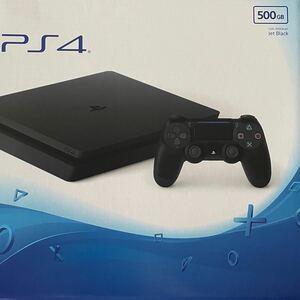 PS4本体 PlayStation4 ジェットブラック PS4 プレステ4