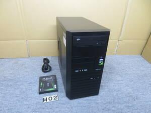 究極PC Core i5 第8世代 6CPU / 16GB / 新品・爆速SSD 512GB + 2000GB ★自作PC Diginnos ★GTX 750 Ti ◆Windows10 ★Office付 ◆値下げ