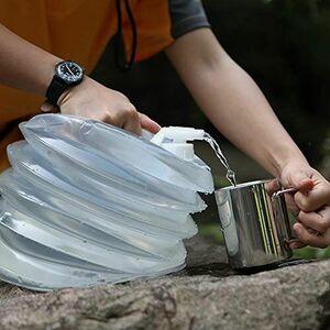 新品 目玉 伸縮ウォ-タ-ジャグ ウォ-タ-ジャグ 9-69 蛇口付 防災対策 折りたたみ式 バケツ 貯水 貯水袋 ポリタンク アウトドア