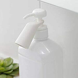ホワイト 20ml マーナ(MARNA) マウスウォッシュコップ ホワイト 洗口液 うがい 歯みがき ハミガキ 計量コップ W6