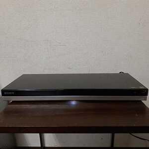 ◎2018年製 SONY ソニー 1TB ブルーレイレコーダー BDZ-ZW1500 ダブルチューナー 2番組同時録画 B-CASカード付き 現状品