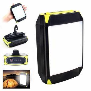 LEDランタン キャンプライト LED投光器 明らかさ3段調整 2種類SOSモード USB充電式