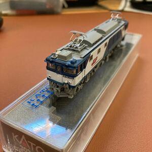 KATO 3024-1 EF64 1000 JR貨物 新更新色 電気機関車 鉄道模型 Nゲージ