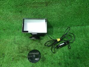 ユピテル YPB606SI ポータブルナビ 2011年 ワンセグ 動作確認済み
