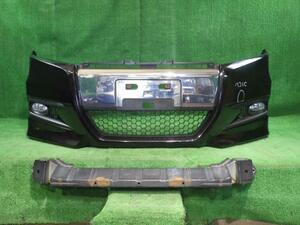 ステップワゴン DBA-RK6 フロントバンパー PB81P 71101-SZW-J00ZE スパーダS 4WD