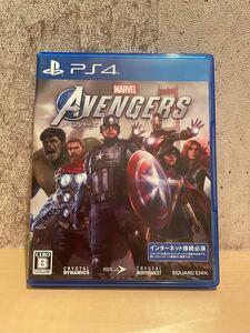 【PS4】 Marvel's Avengers アベンジャーズ