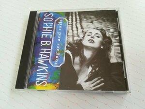 Sophie B.Hawkins ソフィー B.ホーキンス 「Tongues and Tails タングス・アンド・テイルズ」 日本盤 CD 92年盤  1-0886