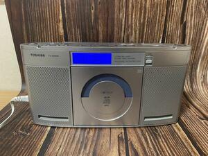 TOSHIBA/東芝 TY-SDX50 CDラジオ 動作品 1円~