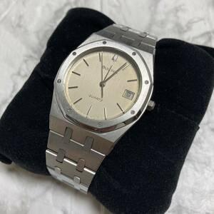 【BULOVA】ブローバ 腕時計 クォーツ メンズ ジャンク品  OMEGA SEIKO CITIZEN コンステレーション などお好きな方へ