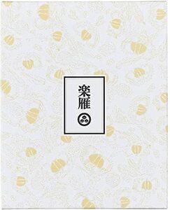 白色 小布施堂 楽雁中(24枚入)