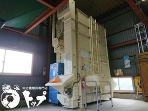 【大型商品】 EBF251 穀物循環型乾燥機 25石 金子 スーパーエイト 区分SN.XL 三相200V 最終使用2021年 中古 滋賀県