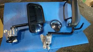Hino Dutro * Toyota Dyna mirror / stay left right storage motor / electric 7 pin left right set R3-10/20
