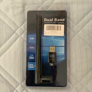 ノーブランド 無線LAN子機 USB 動作確認済
