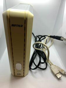 外付けハードディスク 250GB BUFFALO バッファロー