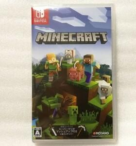 新品未開封 マインクラフト スイッチ ゲームソフト ニンテンドー Nintendo Switch スイッチソフト