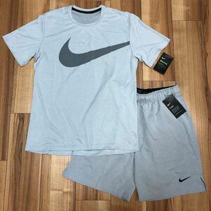ナイキ NIKE メンズ M 上下セット セットアップ 半袖Tシャツ ハーフパンツ ショートパンツ 短パン