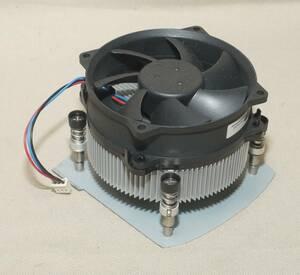 CPUクーラー バックパネル付き 銅柱入 LGA1150 1151 1155 1156 1200 NEC Mate PC-MK34MEZNG のもの