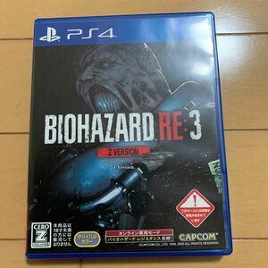 ps4 バイオハザードRE:3 Z version PS4ソフト PlayStation4