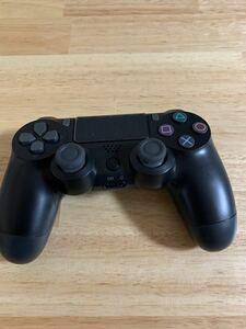 PS4コントローラー ワイヤレスコントローラー デュアルショック4 ブラック DUALSHOCK4 CUH-ZCT2U非純正