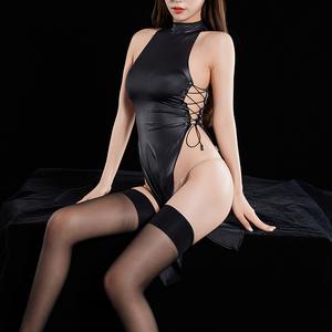 超セクシー チャイナ風 ワンピース チャイナドレス 誘惑 ボディコン セクシーランジェリー 勝負下着 コスプレ衣装 コスチュームDJ1590