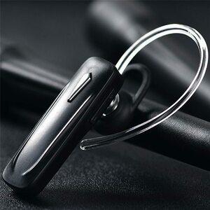 Bluetooth イヤホン ワイヤレス ミニイヤフォン ヘッドセット ハンズフリー Pc マイク ブラック ホワイトDJ1124