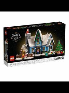 LEGO レゴ 10293 サンタ クリスマス