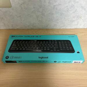 ロジクール ワイヤレスキーボード K360r キーボード ワイヤレス 無線 薄型 小型 テンキー付 Unifying 国内正規品