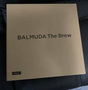 バルミューダ 【BALMUDA The Brew】ザ・ブリュー K06A-BK