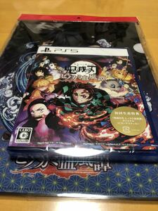 PlayStation5 PS5 鬼滅の刃 ヒノカミ血風譚 送料無料