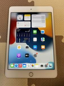 iPad mini4 WiFi 16GB 充電45回 良品 初期保証有 送料無料 1円スタート ②