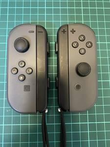 ニンテンドースイッチ 任天堂 NintendoSwitch用ジョイコン Joy-Con(L)/(R) 良品 初期保証有 送料無料 ②