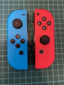 ニンテンドースイッチ 任天堂 NintendoSwitch用ジョイコン Joy-Con(L)/(R) 良品 初期保証有 送料無料 ⑥