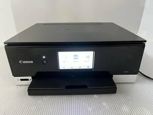 ☆ canon PIXUS TS8230 黒 印刷少ない 美品 インクジェット複合機 ☆