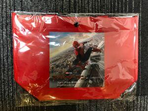 スパイダーマン ゲオオリジナル エコバッグ新品 未使用 未開封 非売品 ミニトートバッグ