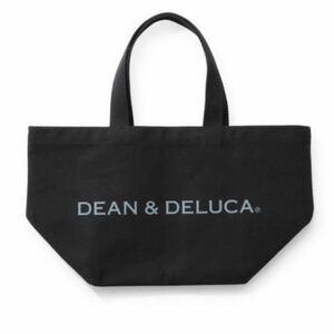 DEAN&DELUCA トートバッグ ブラック Sサイズ エコバッグ ディーン&デルーカ
