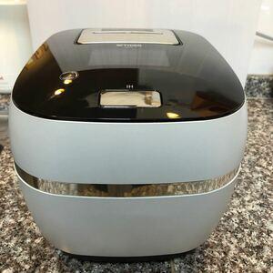 タイガー圧力IH炊飯ジャー JPX-A060 プレミアムホワイト 2014年製 GRANDX(グランエックス)