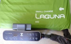 ◎中古 エアマットレス SMALL CHANGE LAGUNA スモールチェンジ ラグーナ Ag+ 840タイプ ②