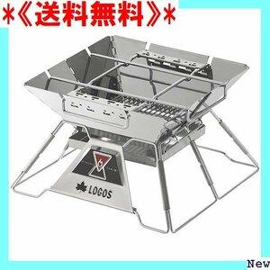 《送料無料》 バーベキュー コンロ The ピラミッドTAKIBI ロゴスザピラミッド 焚き火 M 81064163 115