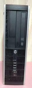 HP Compaq Pro 6200 Core i3-2120 新品SSD240GB 8GB Windows10