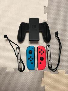 ニンテンドースイッチ Switch Joy-Con ジョイコン セット ネオンブルー ネオンレッド Nintendo Switch