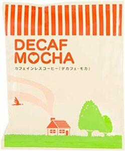 辻本珈琲 カフェインレスコーヒー ドリップコーヒー【デカフェ・モカ】100杯分