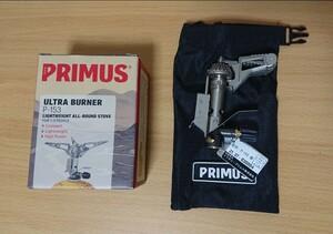【新品未使用】PRIMUS プリムス ウルトラバーナー P153 登山 キャンプ 釣り アウトドア調理