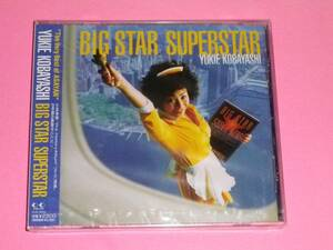 新品CD  小林幸恵 BIG STAR SUPERSTAR ASAYAN