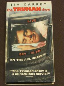 The Truman Show [VHS] [Import]