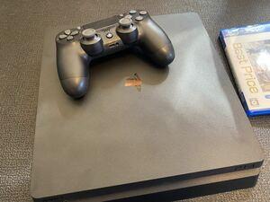 プレイステーション4 PlayStation 4 500GB 本体 CUH-2200AB01
