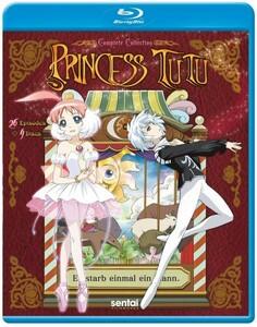 【送料込】プリンセスチュチュ 全26話 (北米版 ブルーレイ) Princess Tutu blu-ray BD